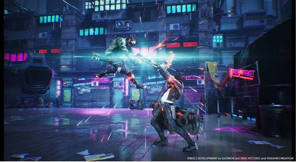 Gungrave G.O.R.E. Trailer Xbox Series PS5