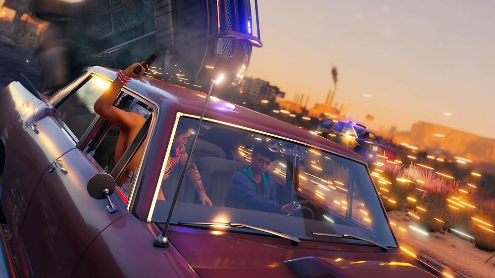Saints Row Reboot PS5 Xbox Series Screenshots