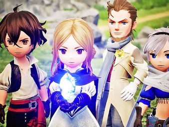 The(G)net Review: Bravely Default II