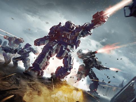 MechWarrior 5 (Xbox) erscheint auch für PS4 und PS5
