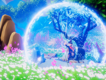 Neues Gameplay zu Ary and the Secret of Seasons