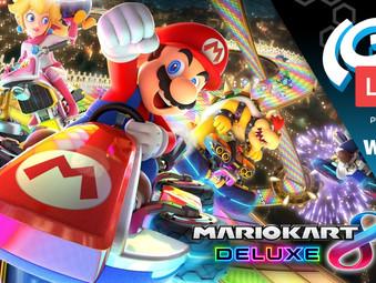 The(G)net LIVE: Mario Kart 8