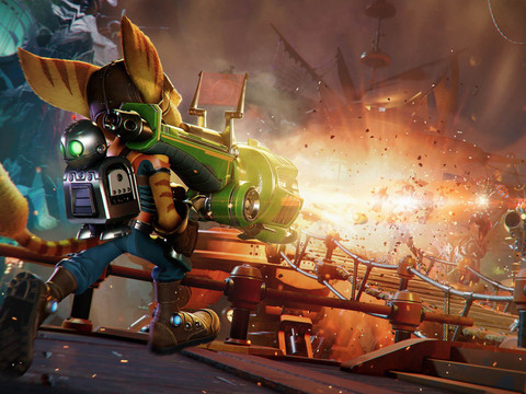 The(G)net Review: Ratchet & Clank Rift Apart