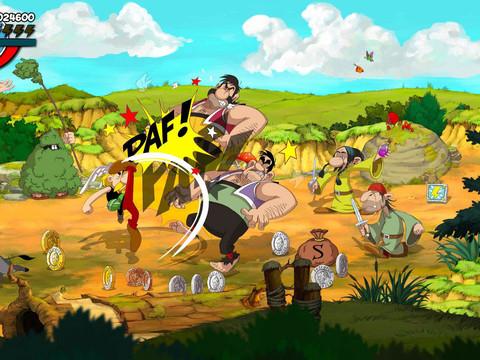 Microids stellt Asterix & Obelix: Slap Them All! vor
