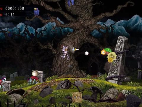 Capcom arbeitet an Ghosts 'n Goblins Resurrection