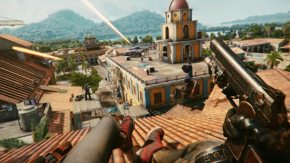 Far Cry 6 Test Review Xbox Series X