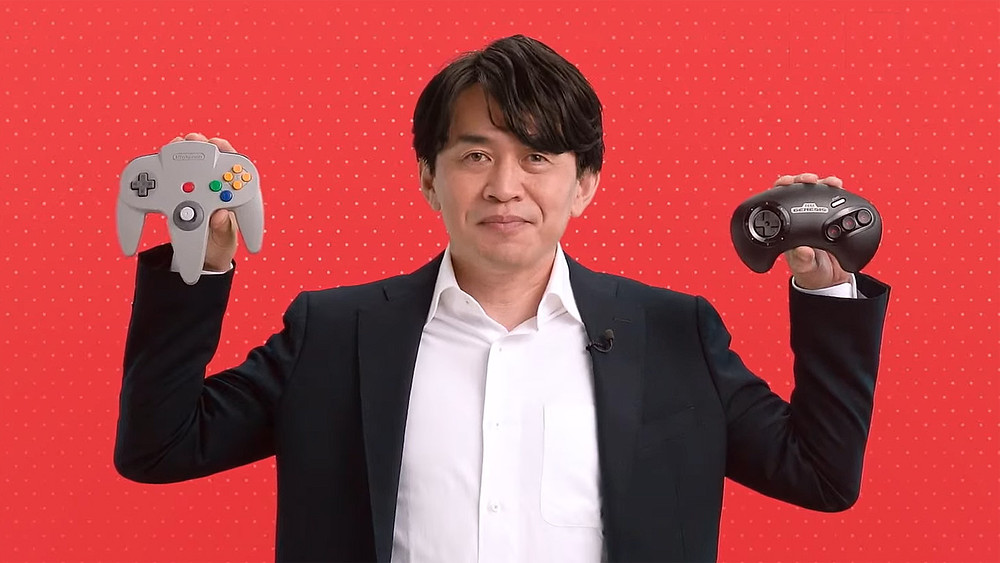 Nintendo Switch Online N64 SEGA Mega Drive Expansion Pack