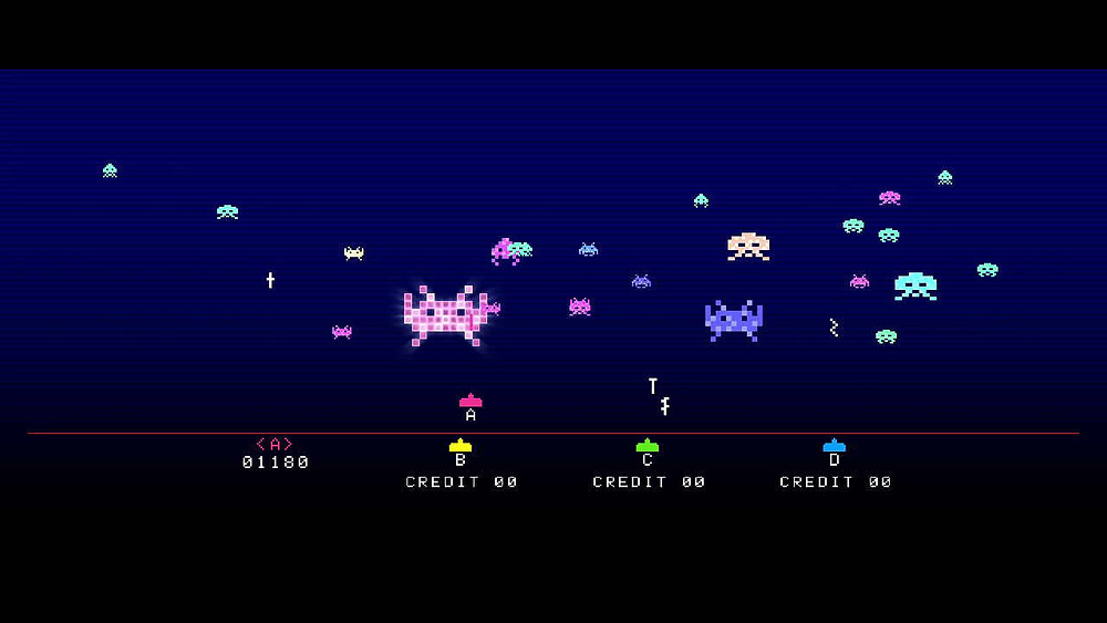Space Invaders Invincible Collection Test Review Nintendo Switch