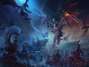 SEGA kündigt Total War: Warhammer III an