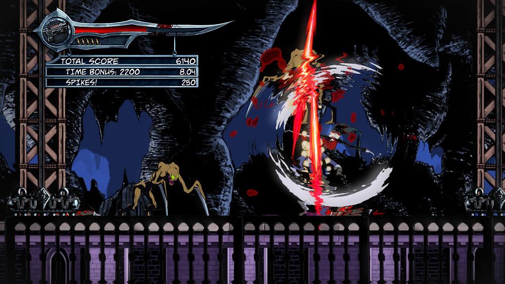 BloodRayne Fresh Bites WayForward Gameplay Trailer