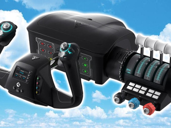 Turtle Beach stellt Flight-Stick für PC und Xbox-Konsolen vor