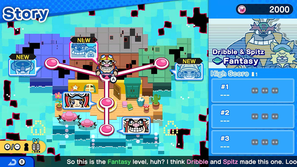 WarioWare: Get It Together Review Test Nintendo Switch