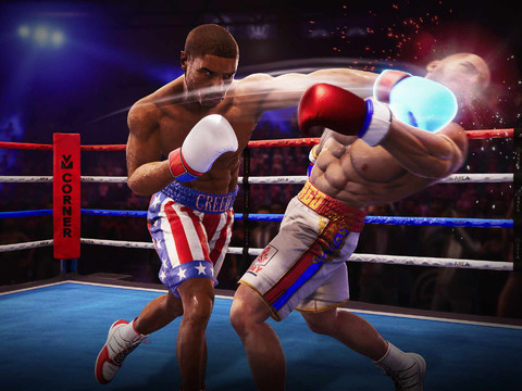 Ring frei für Big Rumble Boxing: Creed Champions