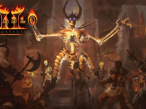 Diablo II: Resurrected erscheint im September - Gameplay Trailer
