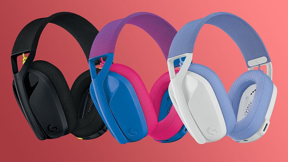 Test Review Logitech G435 Wirlesse Headset