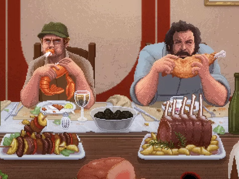 Bud Spencer & Terence Hill: Slaps And Beans 2 geplant