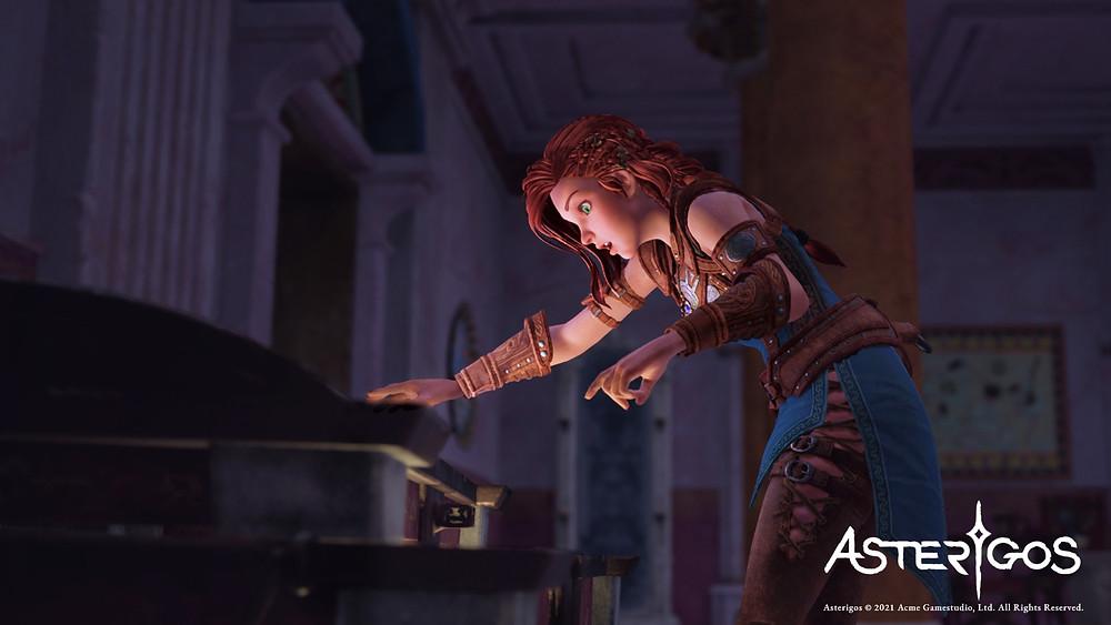 Asterigos Game PS5 Screenshot