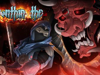 Within the Blade - Retro Ninja Action erscheint für Xbox, PS und Switch