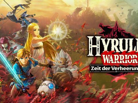 Nintendo stellt Hyrule Warriors: Zeit der Verheerung vor