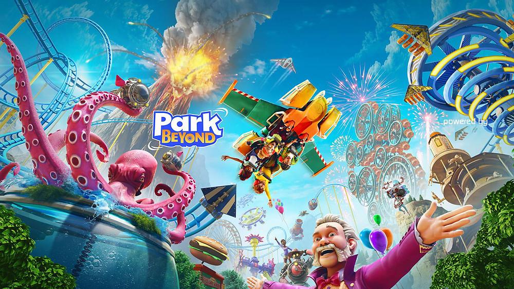 Beyond Park Bandai Namco PS5 Xbox Series