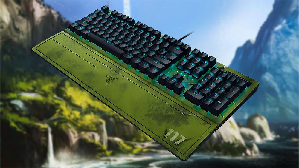 Razer Halo Peripherie Zubehör BlackWidow V3 Keyboard