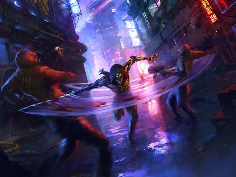 Ghostrunner mit Gratis-Update auf PS5 und Xbox Series S|X