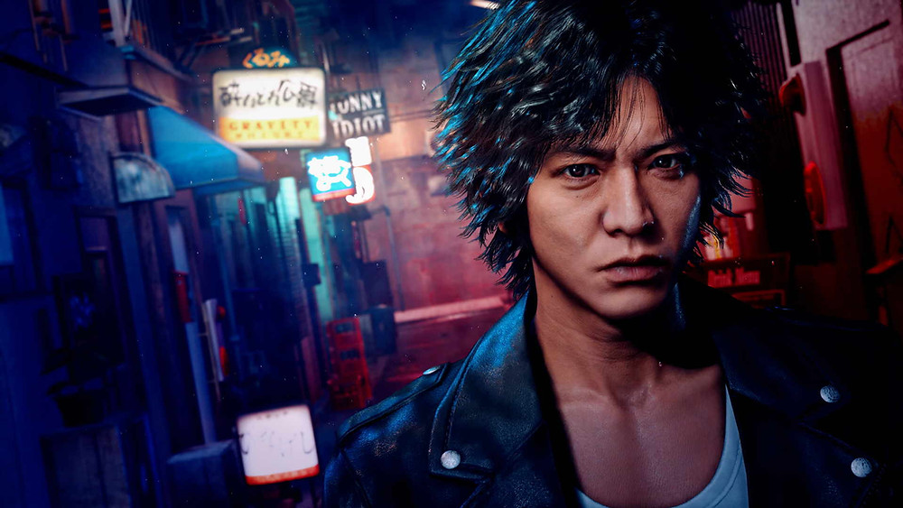 Lost Judgment Test Review Xbox Series