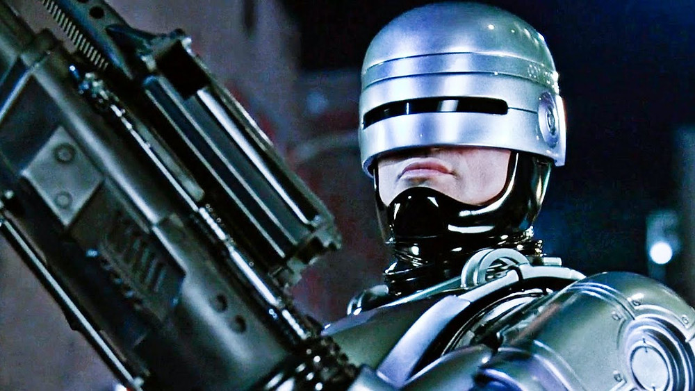 Robocop Rogue City Game Teyon MGM