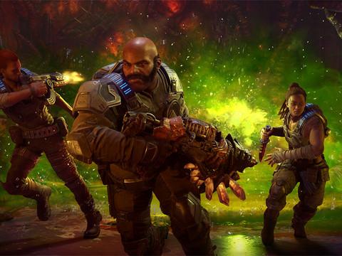 """Gears 5: Infos zu Verbesserungen der Xbox Series-Version und Story-Erweiterung """"Hivebusters"""""""