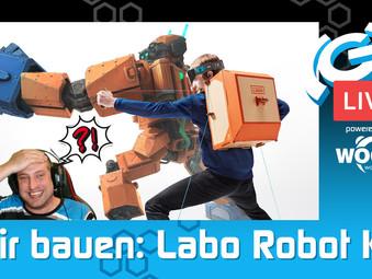 The(G)net LIVE: Labo Robot Kit