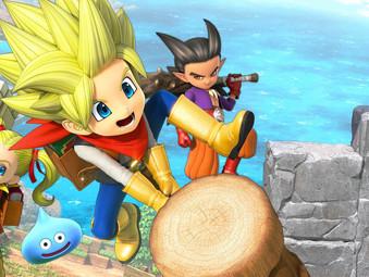 Dragon Quest Builders 2 erscheint am 4. Mai für Xbox One
