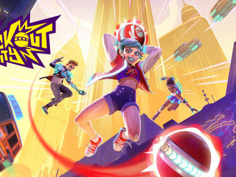 EA enthüllt Knockout City - ein Dodgeball Game