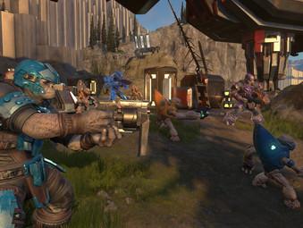 Weitere Details und Screens zu Halo Infinite