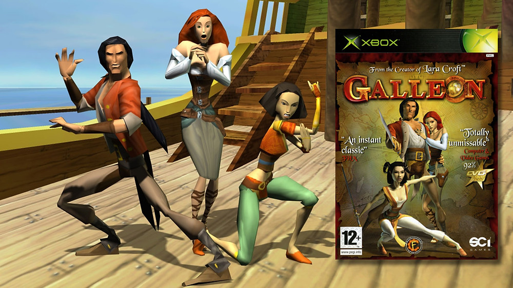 Galleon Xbox Game