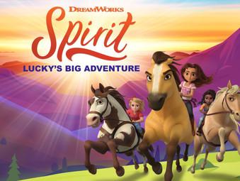 Dreamworks' Spirit - Luckys grosses Abenteuer erscheint im Sommer