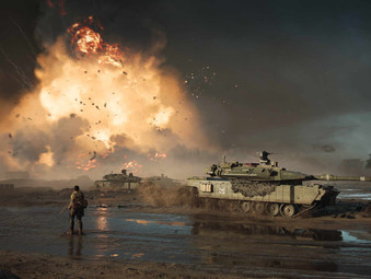 EA gibt offizielle Partner für Battlefield 2042 bekannt