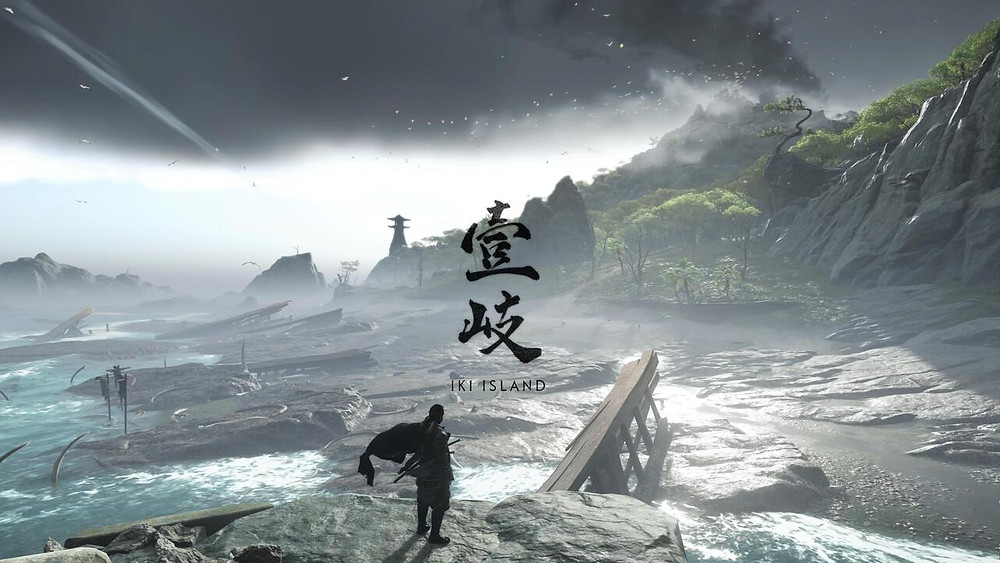 Ghost of Tsushima Directors Cut Iki Island DLC Test Review