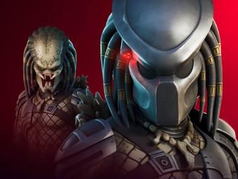 Fortnite: Der Predator schleicht sich ins Kampfgeschehen