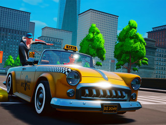 Crazy Taxi Nachfolger Taxi Chaos erscheint am 23. Februar - Trailer