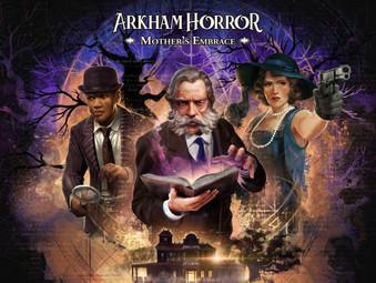 Arkham Horror: Mother's Embrace erscheint am 23. März 2021 - neuer Trailer