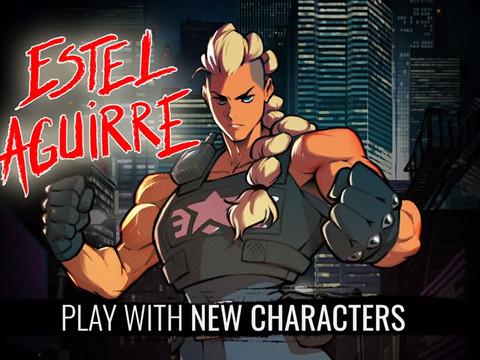 DLC Mr. X Nightmare für Streets of Rage 4 in Vorbereitung