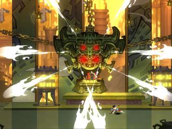 Bladed Fury erscheint am 23. Oktober für PS4 und Switch