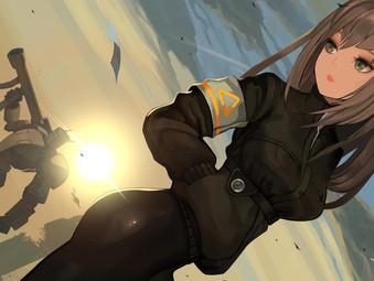 Sci-Fi Action Game Metal Unit jetzt für Switch erschienen