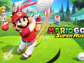 Nintendo stellt Mario Golf: Super Rush vor