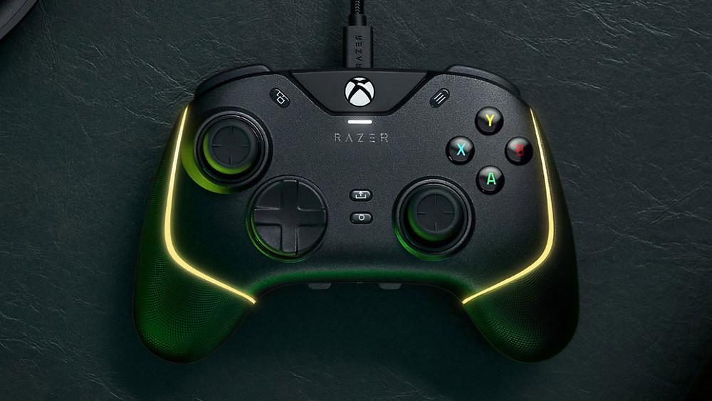 Razer Wolverine V2 Pro Controller Xbox Series PC