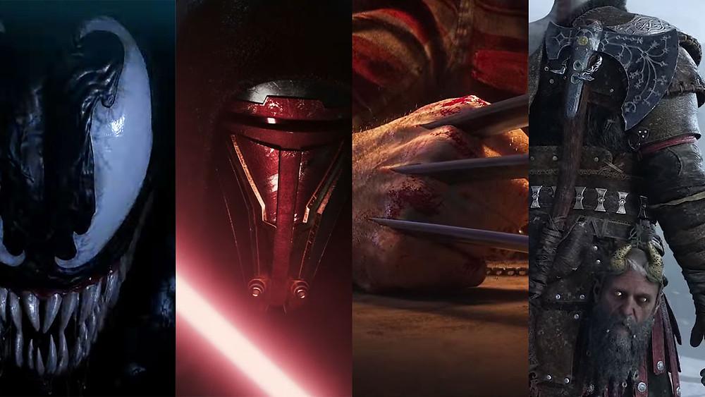Playstation Showcase September 9 Summary All Trailers 4k