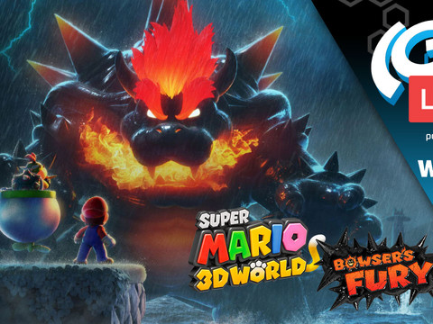 The(G)net LIVE: Super Mario 3D World & Bowsers Fury