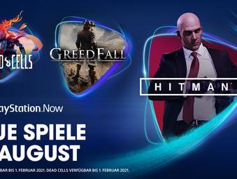 Die PlayStation Now Spiele im August