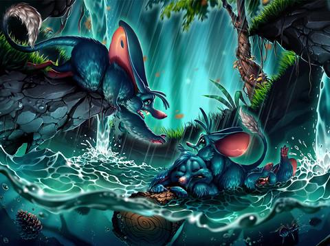 Macrotis - Eine Mäuse-Mama auf der Suche nach ihren Kids