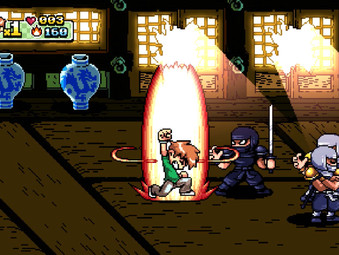 The(G)net Review: Scott Pilgrim vs. The World: The Game – Complete Edition